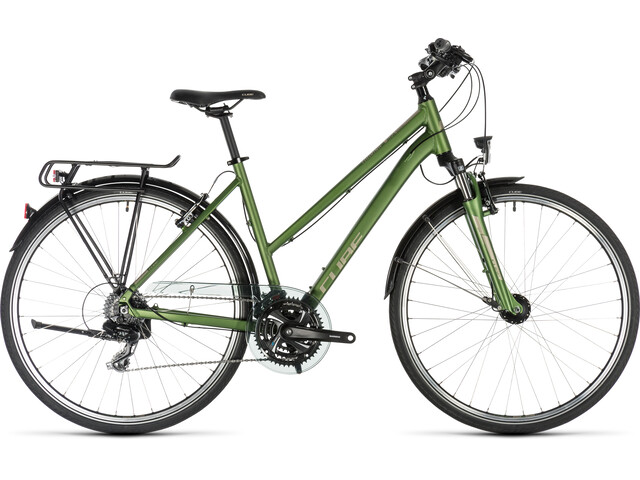 Cube Touring Trapez Green'n'Silver